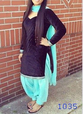 punjabi salwar suit @nivetas https://www.facebook.com/punjabisboutique                                                                                                                                                     More