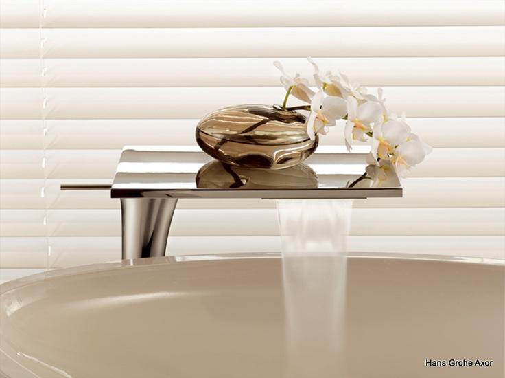 Photo Album Website Hansgrohe Axor Massaud Single Hole Bathroom Faucet in Chrome