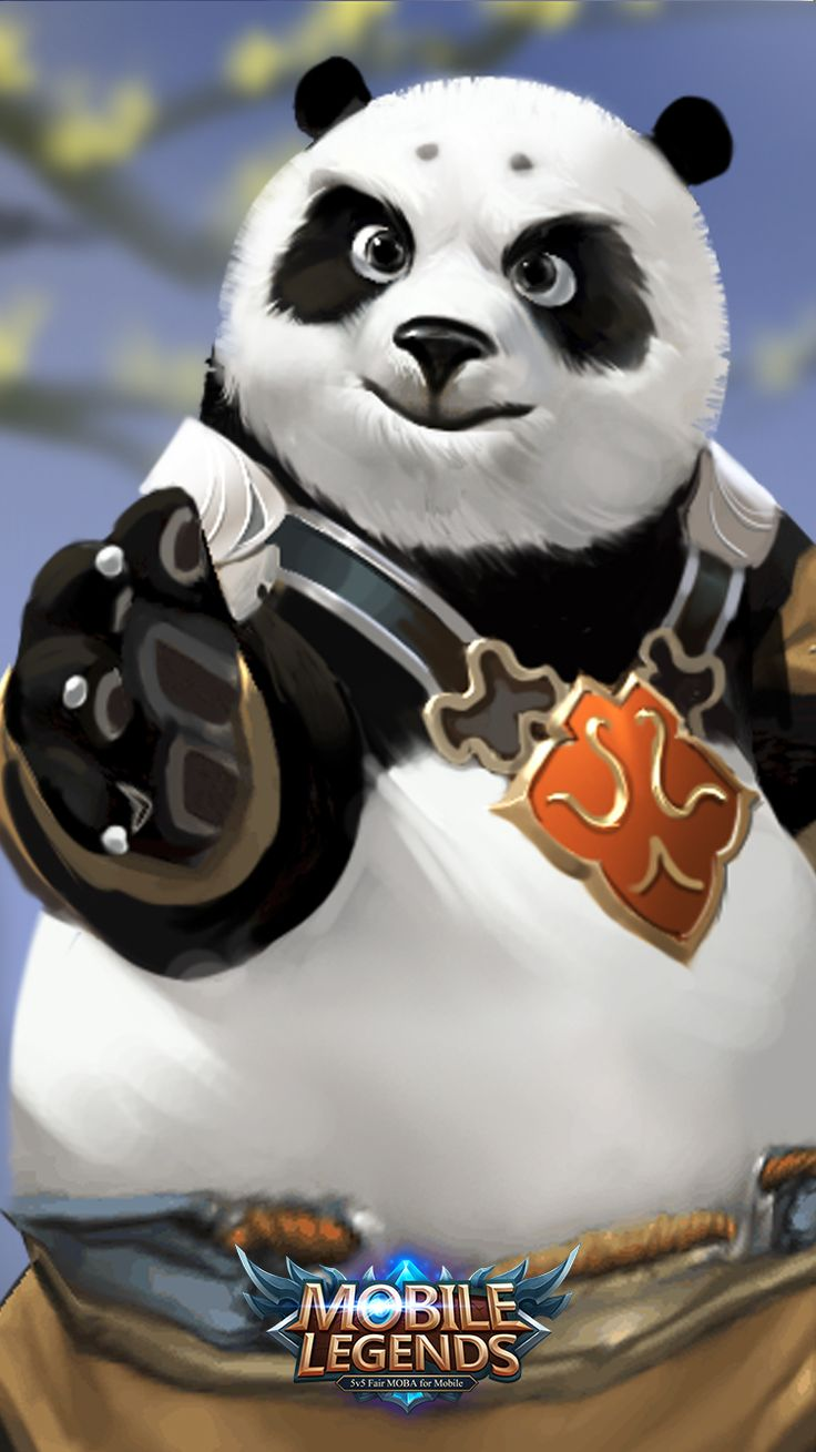 Akai Panda Warrior Is A Moderate Skill Cap Tank Hero In Mobile Legends