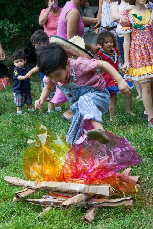 #festajunina #inspiração #brincadeiras #DIY #novosmomentos