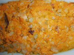 Fare la dolce vita: Zoete aardappel-ovenschotel met witlof en parmaham...