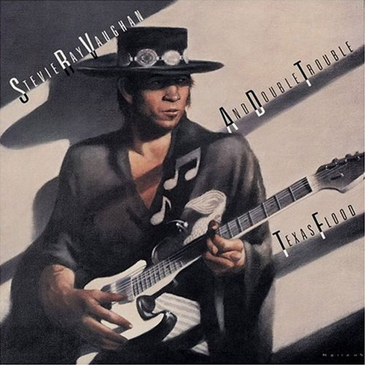 Stevie Ray Vaughan and Double Trouble - Texas Flood 200g 45rpm 2LP November 4 2016 Pre-order