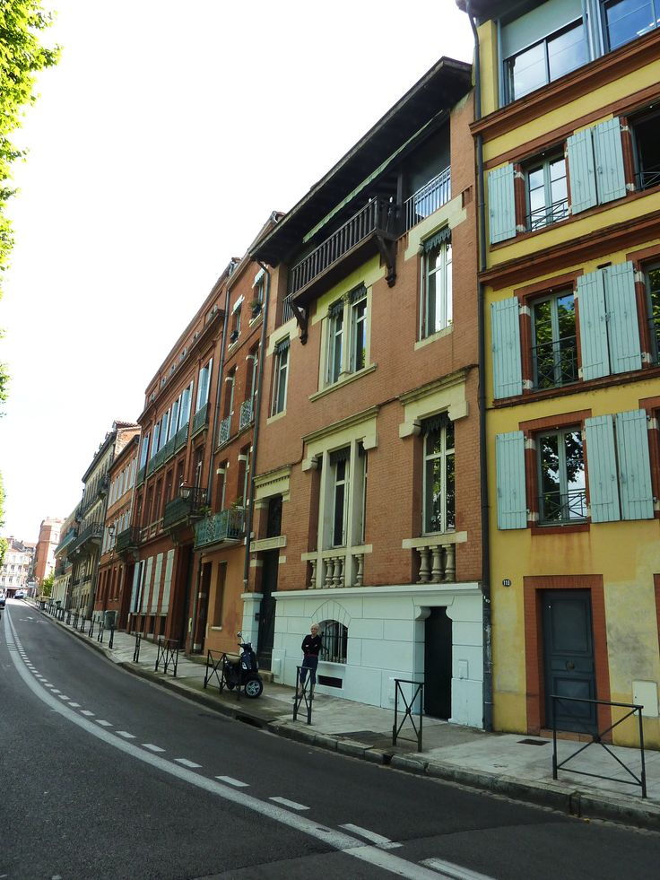 Toulouse Style House