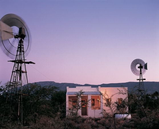VISI / Articles / Sumien's escape to the country - Karoo living near Prins Albert, South Africa.