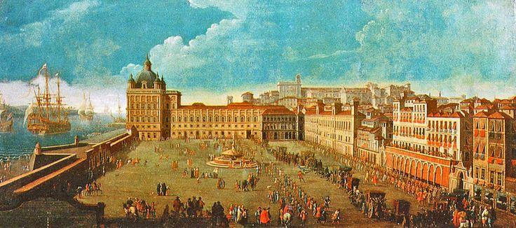 Almada Virtual Museum: Iconografia de Lisboa (7.ª parte)