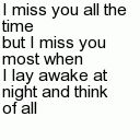 I miss you 4 - Tap to see more heart touching lines! - @mobile9 #valentine  #love