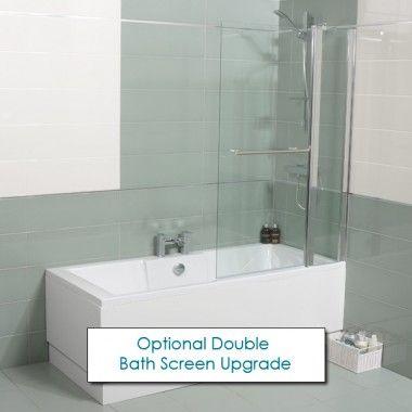 Tabor 1700 x 700 Shower Bath