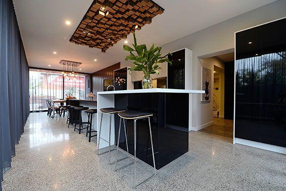 The Block Sky High: Room Reveal: Alisa + Lysandra's kitchen