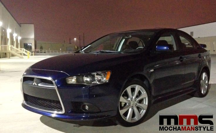 The 2014 Mitsubishi Lancer GT Will Satisfy Your Need for Speed - Mocha Man Style