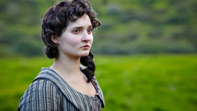 Verity Poldark  from Poldark, actress Ruby Bentall - she is so sweet!