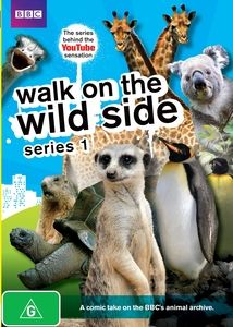 Walk On The Wild Side. Meet the Not-Very-Scary-Sharks, the Scratching Badgers, the DIY Orangutan, the Vultures' Flying School and a marmot called Alan. They all come together in this show which combines the talents of comedian Jason Manford and friends, together with jaw-dropping footage from the BBC's Natural History Unit. $19.99