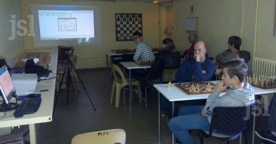 Chauffailles | Première pour les échecs en vidéoconférence - Le Journal de Saône et Loire