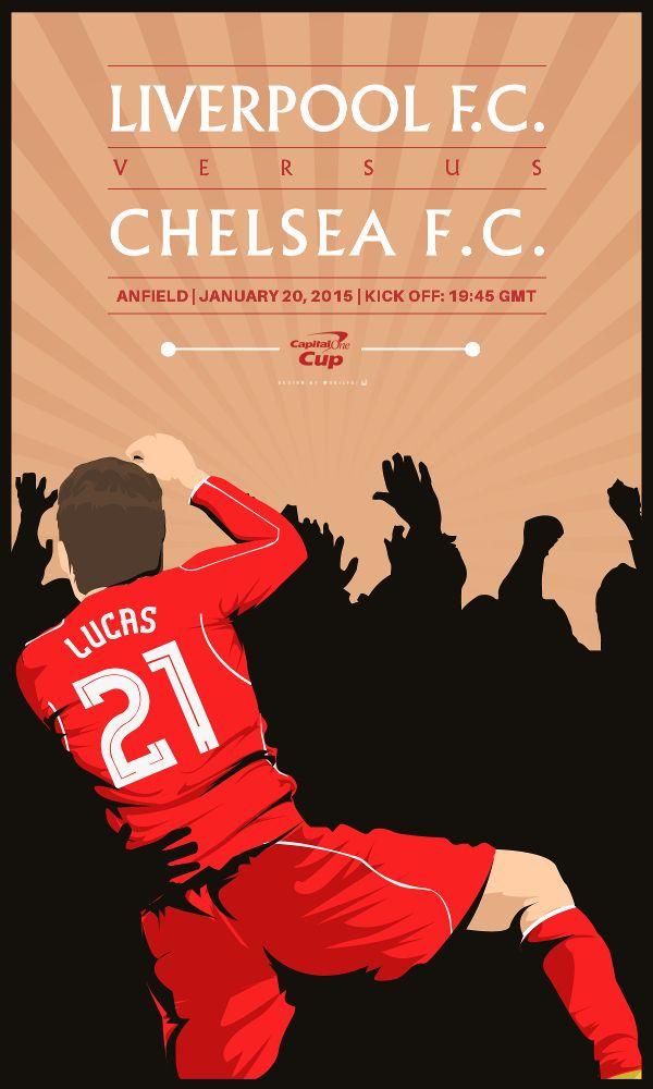 Capital One Cup Semis v Chelsea 1st leg