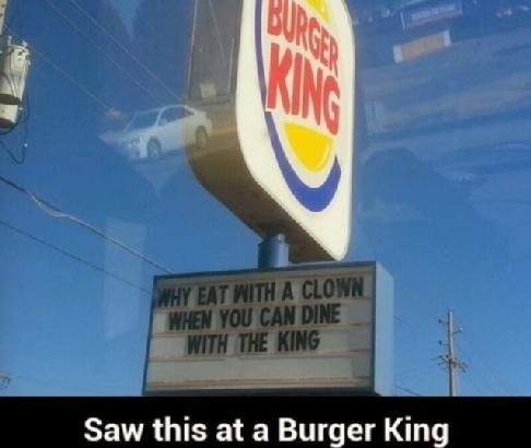 Dine with the king