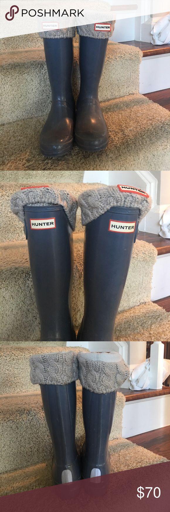 Hunter Rain Boots Kids Size 6 girl Hunter Rain Boots Kids Size 6 girl Hunter Boots Shoes Rain & Snow Boots