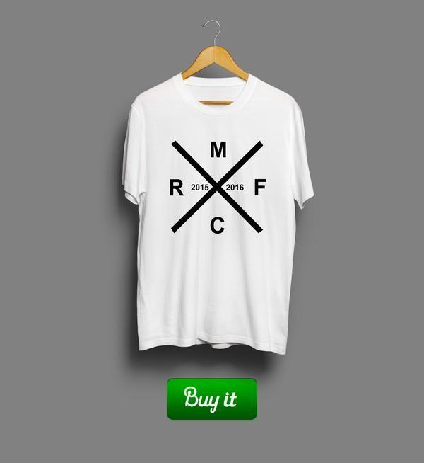 FC RM | #Ronaldo #Роналдо #Реал #Мадрид #Real #Madrid #Club #Futbol #футбол #футболка #tshirt #cristiano