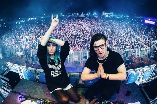 A 23-Year-Old Student Died Of Suffocation During The Skrillex Concert In Delhi