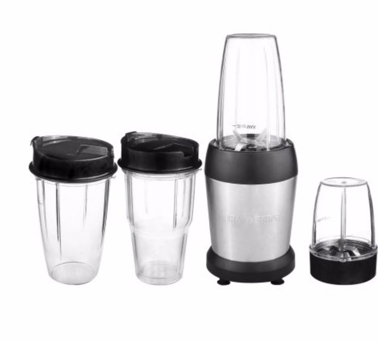Home Blenders For Smoothies Small Juicers Food Processor With 2 Cups and Lids…