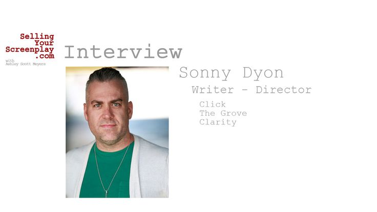 Ashley Scott Meyers talks with filmmaker Sonny Dyon about his new thriller short film, 'The Grove'