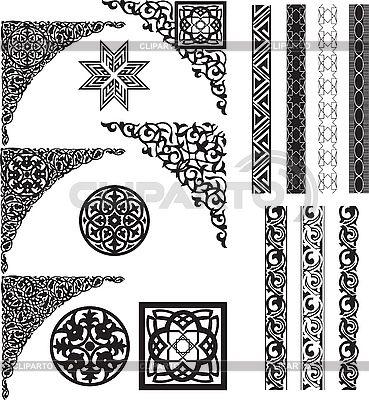 узоры для резки по металлу арабские медальоны - Поиск в Google