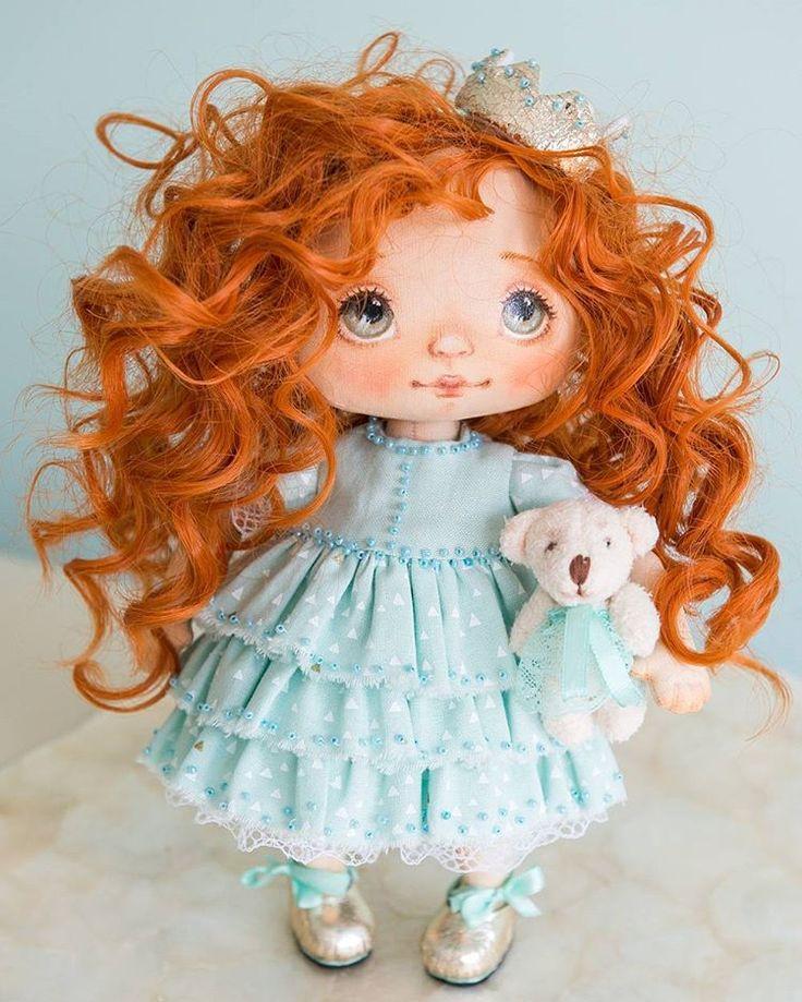 Little princess. Love her. It seems to me she is so cute Sold. #alicemoonclub #ooak #textiledolls #handmade #nicegift #clothesdoll #heirloom #customdoll #doll #dolly #interiordoll #shophandmade #dolls #gift #bestgift #artdolls #vintage #unique #picoftheday #girl #giftideas #christmas #decoration #dollmaker #collectordolls #like #art #craft #design #interiordoll