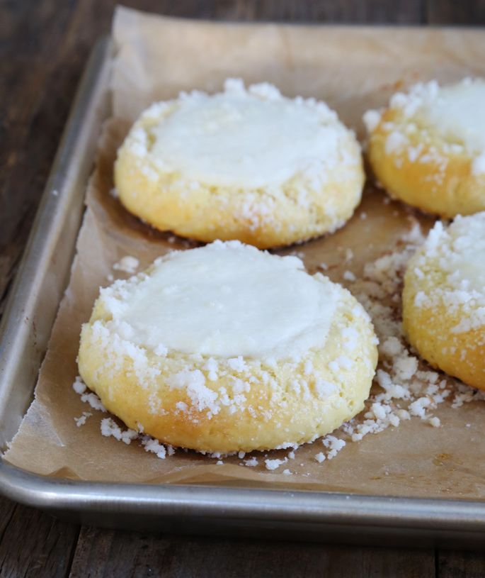 Gluten Free Kolaches—a sweet Czech cheese-filled delicious pastry.