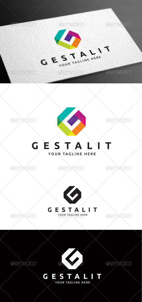 Gestalit Letter G Logo Template — Vector EPS #media #technology • Available here → https://graphicriver.net/item/gestalit-letter-g-logo-template/8099188?ref=pxcr