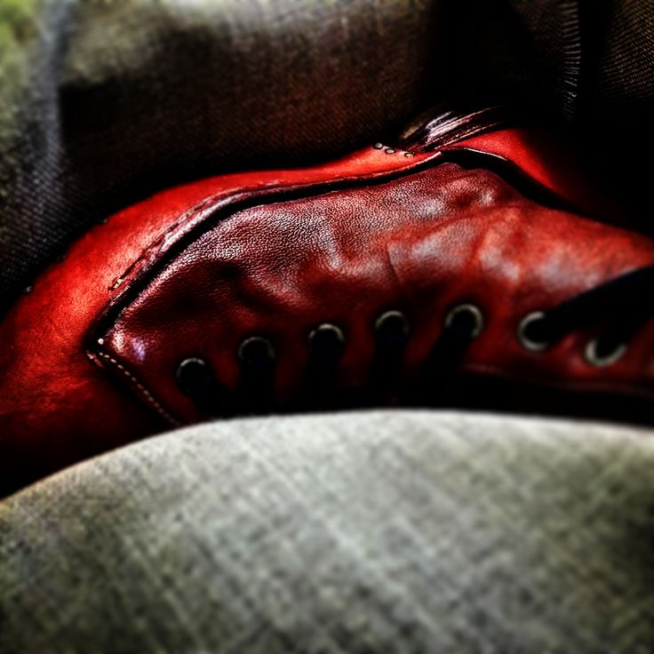 Nihomano Opanca sneaker Red