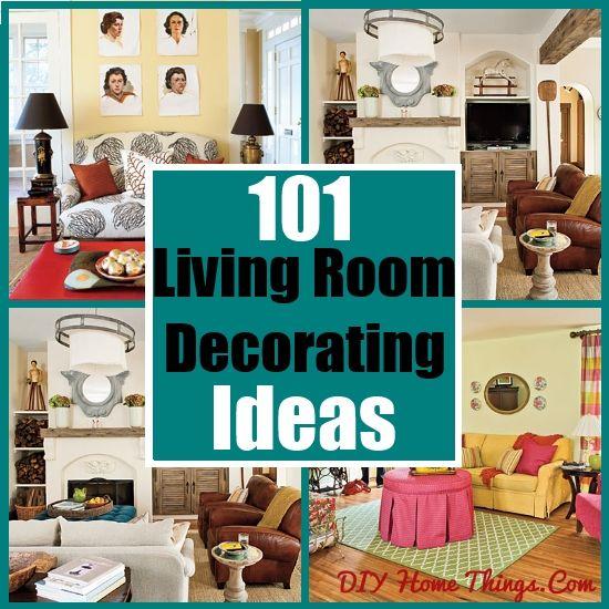 Diy Living Room Decorating Ideas Captivating 2018