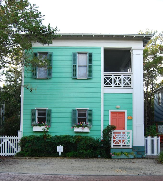 1000 Images About Colorful Houses On Pinterest Seaside