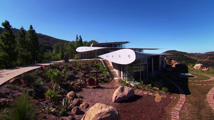 747 Wing House: Casa construida usando dos alas de Boeing @alvarodabril