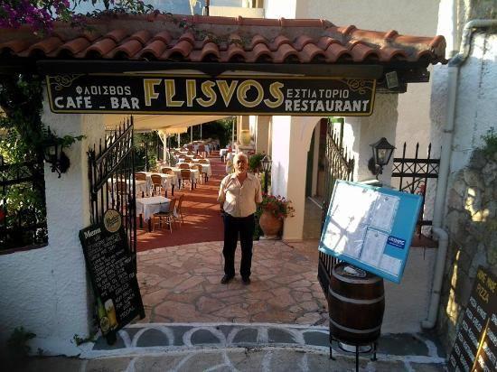 flisvos restaurant parga - Google zoeken