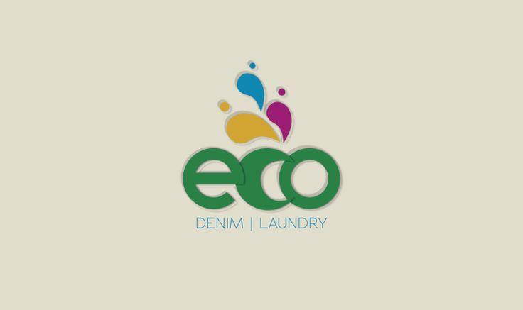 Marca ECO - Denim Laundry. Desenvolvimento Myatã.