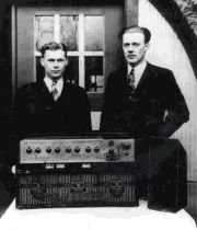 This an example of the first One-way Police Radio Communication that was Created in Detroit, Mi on April 7,1928.  This was a system they had been working on for about 7 years under the guidance of Police Commissioner William P. Rutledge.  This was something that was much needed by the police because at this time there were many robberies, and thefts of sorts happening.  The culprits were getting away cleanly and they was not an answer for what was going on.  This system later went national.