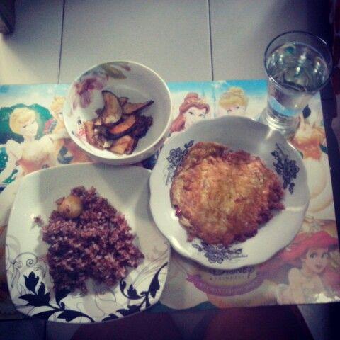 #omlete #teronggoreng #nasimerah #breakfast