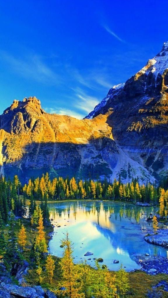 Best iPhone Wallpapers 4k ultra hd nature landscape river mountain | Awesome Wallpapers - PC8 ...
