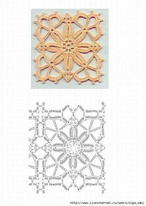 22 best puntos images on Pinterest | Crochet patterns, Crocheting ...