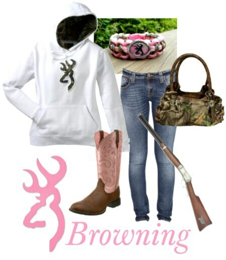 Browning Outfit .. If I could buy this outfit I would!!! I love this!!!
