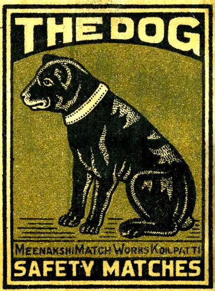 The Dog by Kollage Kid, via Flickr