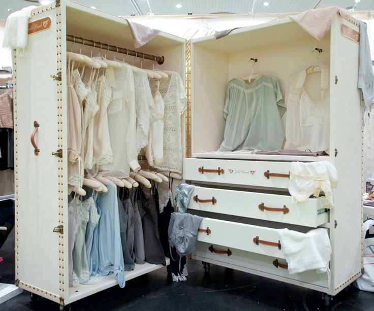 Custom Steamer Trunk. Great for Pretty Storage or added Style to a Dressing Room.