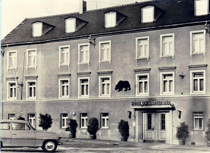 https://flic.kr/p/GGtYyx | Hotel Schwarzer Bär  Zittau in der DDR