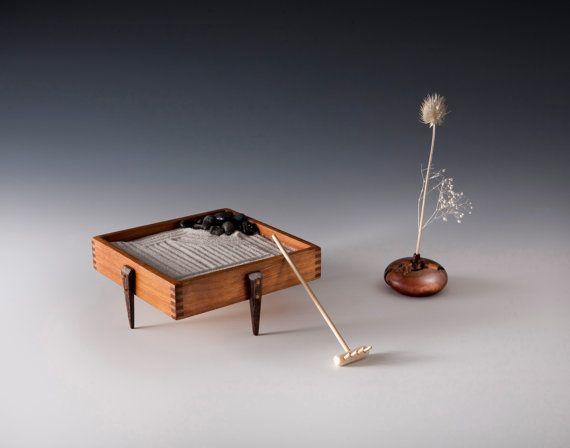 Tabelle Top Zen-Garten von WoodenAddictions auf Etsy