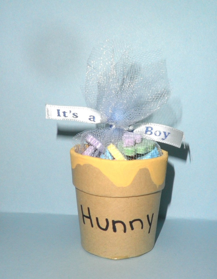 Nice 10 Disney Winnie The Pooh Baby Shower Or Party Favors. $30.00, Via Etsy.
