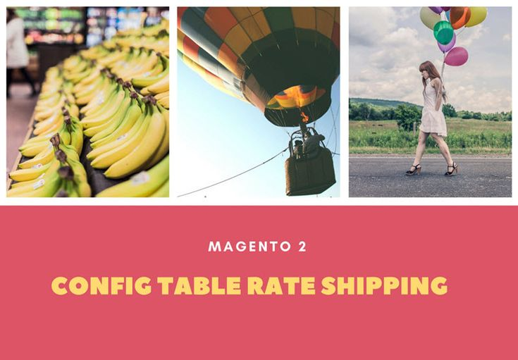 This tutorial helps you export CSV and Import data CSV in Magento 2 Table Rate Shipping. It is an effective way to set up table rate in check out page