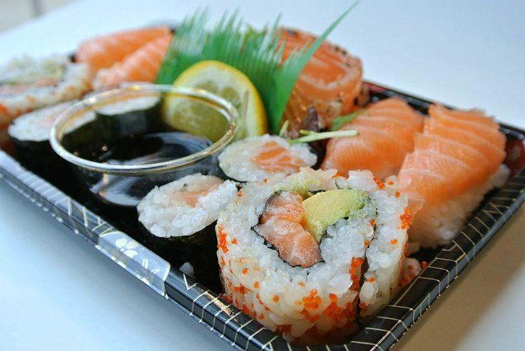 Sushi at Kokoro