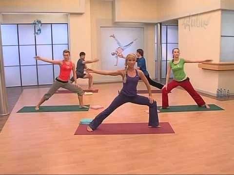 11  Статические элементы йоги и движения на укрепление мышц