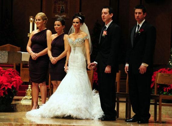Morgan and sadler wedding