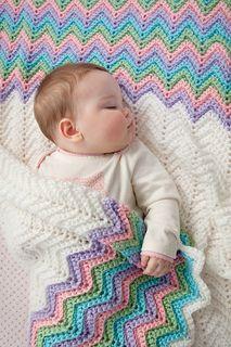 18 Best Crochet 8 Baby Car Seat Blankets Free Patterns