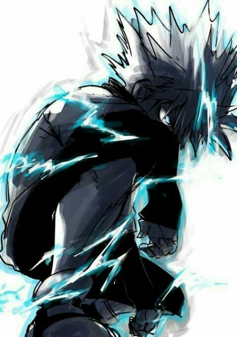 Killua zoldyck cool lighting electricity hunter x - Badass anime pics ...