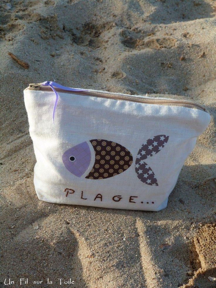 Trousse de plage
